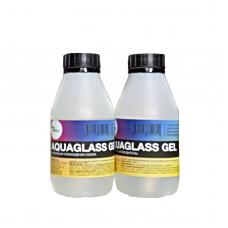 AquaGlass GEL 300 грамм (густая смола для рисования)