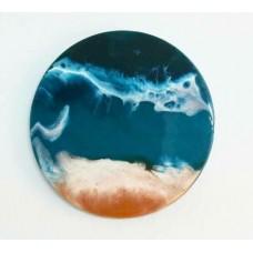 Картины в технике Resin Art из эпоксидной смолы. Мастер-класс. 19 февраля, СПБ.