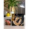 Картины в технике Resin Art из эпоксидной смолы. Мастер-класс. 27 марта (Пт) 19:00,  и 22 Апреля (Ср) 19:00 СПБ.