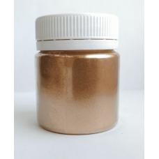 Металлик коричневая медь «411»