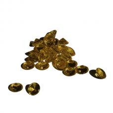 Акриловый кристалл желтый 50 гр