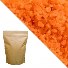 Оранжевый кварцевый песок RAL2004 (pure orange) 5кг