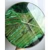 """Зелёный флуоресцентный краситель """"Полимер-О"""" Palizh 50 гр."""