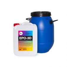 Прозрачная смола для полов Epo-3D 60 кг