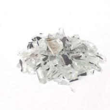 Стеклянная крошка ЗЕРКАЛО 330 гр
