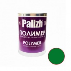 Зеленый колер Polimer-O PalIzh 0,8 кг