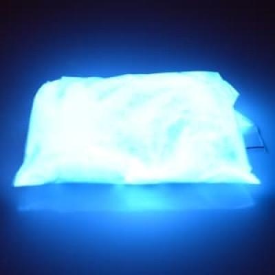 Люминофор небесно-голубой 20 г.