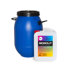 Эпоксидная смола MONOLIT для заливки толстых слоёв 60 кг