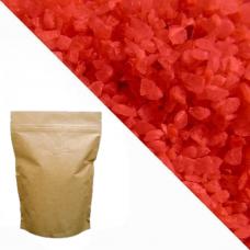Красный кварцевый песок RAL2002 (vermillion) 5кг