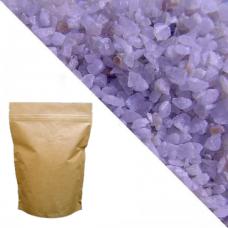 Фиолетовый кварцевый песок RAL4005 (blue lilac) 5кг