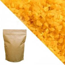 Жёлтый кварцевый песок RAL1007 (daffodil yellow) 5кг