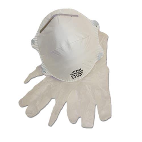 При работе с эпоксидными смолами используйте средства индивидуальной защиты